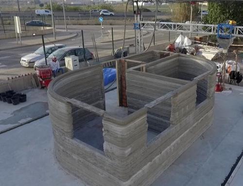 Las casas en 3D son el futuro de la construcción